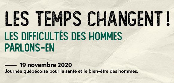 Journée québécoise pour la santé et le bien-être des hommes